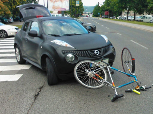 What to after a bicycle accident in Arizona.